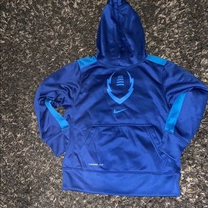 Nike Boy's Therma-Fit Pull-Over Sweater